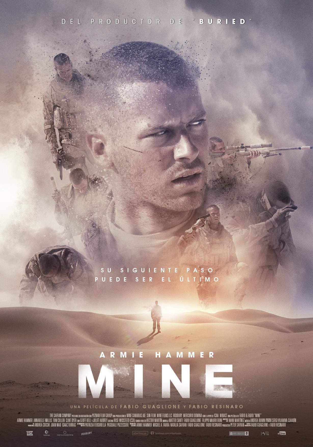 poster Mine