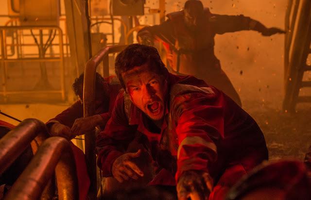 Mike Williams (Mark Wahlberg)