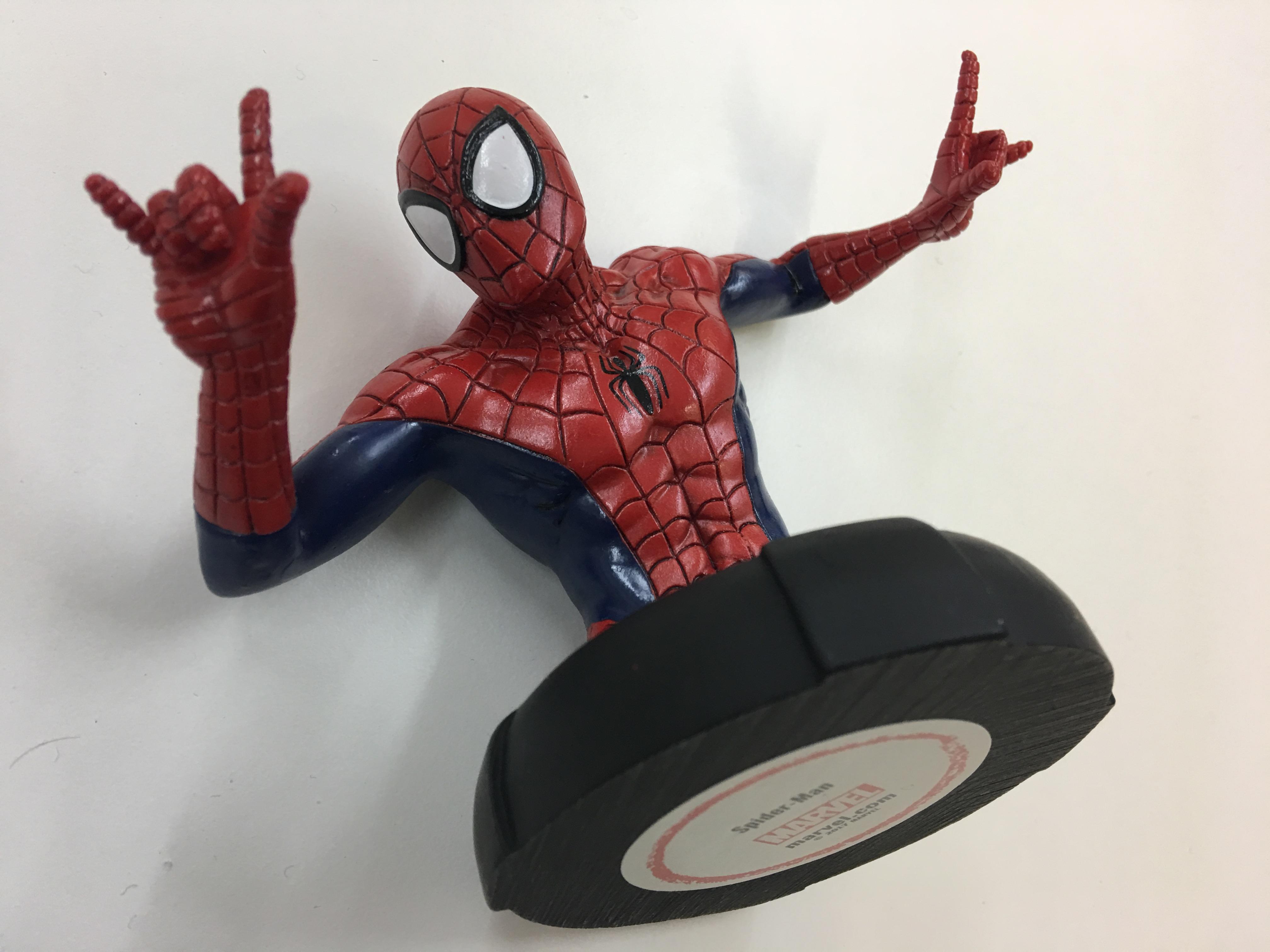 Super Héroes de Marvel. Bustos de colección