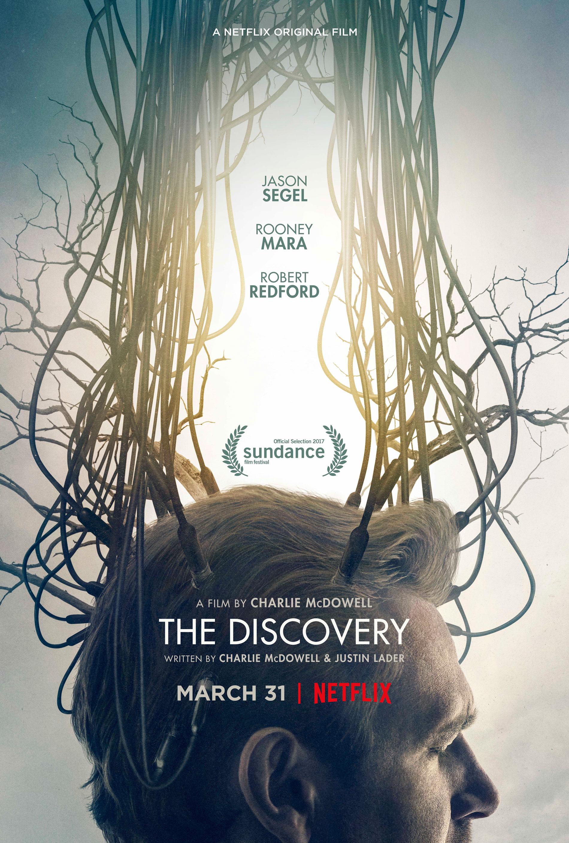 Tráiler y póster oficial de The Discovery