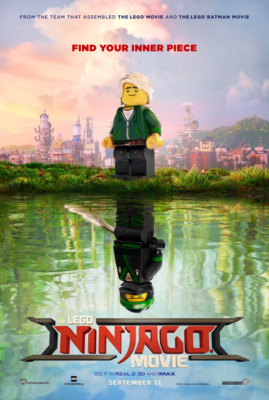 La LEGO Ninjago Película