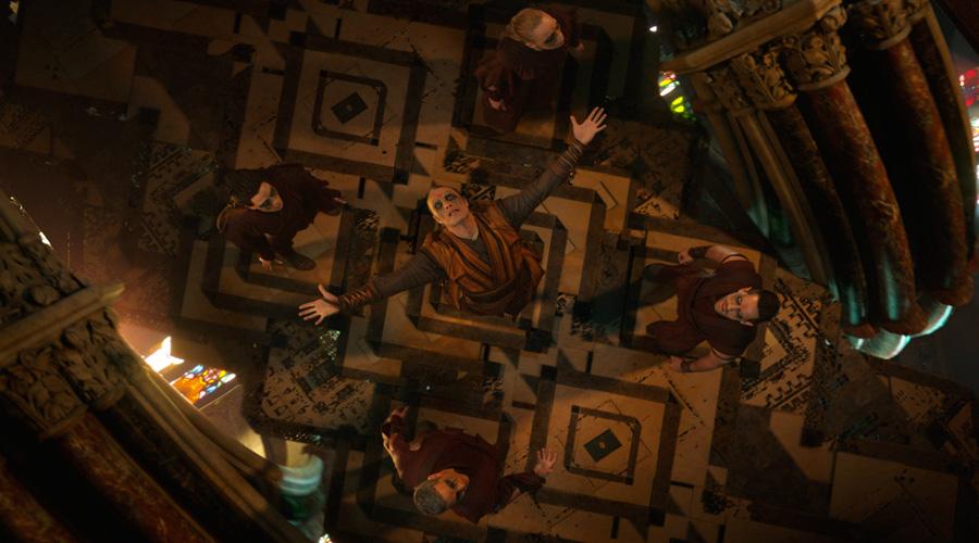 Mads Mikkelsen (Kaecilius en Doctor Strange)