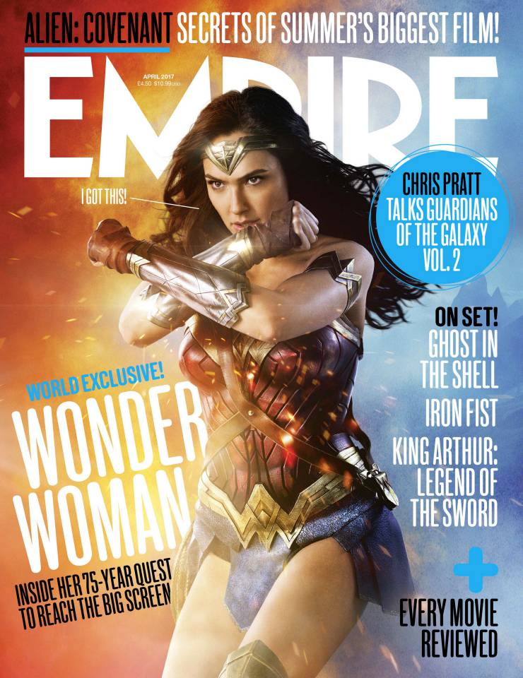 wonder woman empire