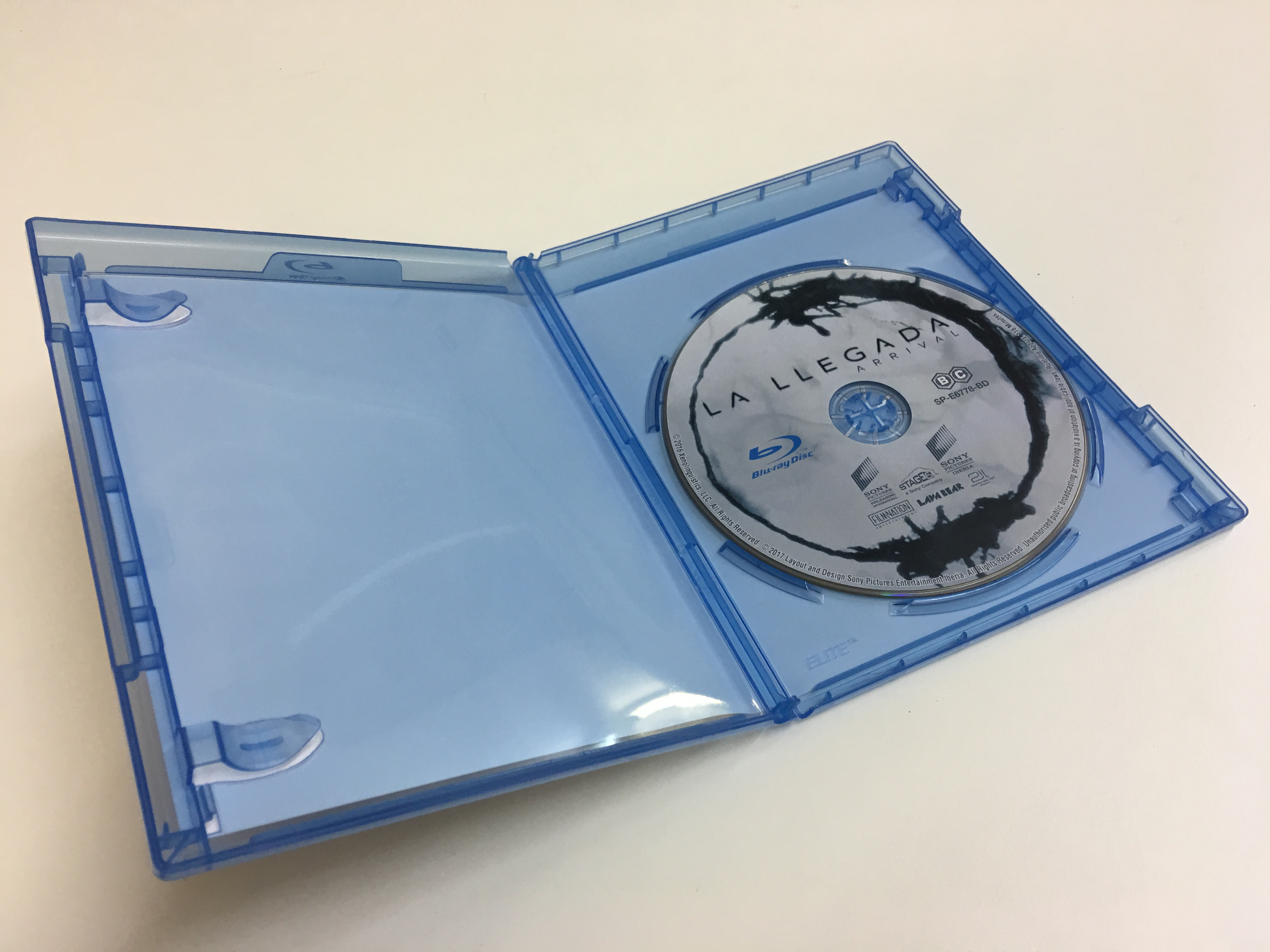'La llegada': Ya a la venta en 4K UHD, DVD y Blu-Ray, además de steelbook exclusivo de Fnac