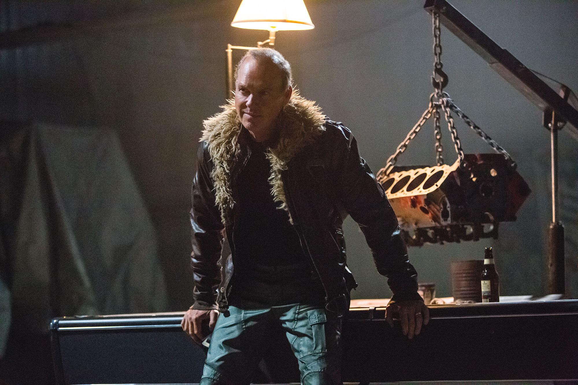 Michael Keaton Spider-ManHomecoming
