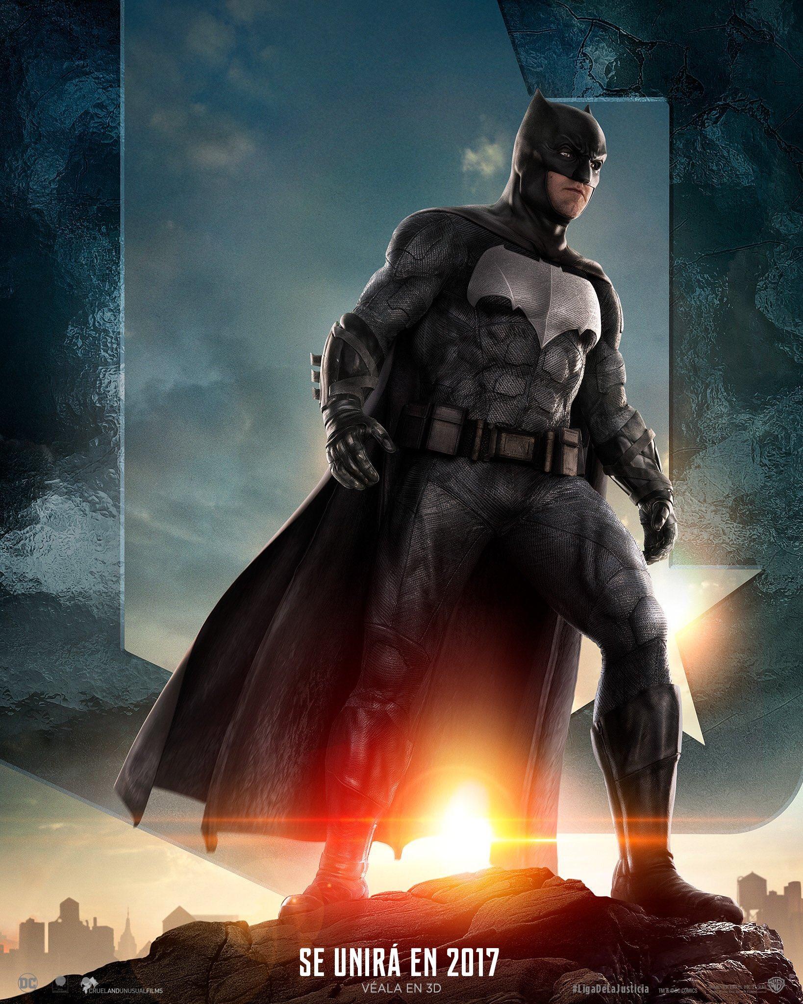 Batman - Liga de la Justicia