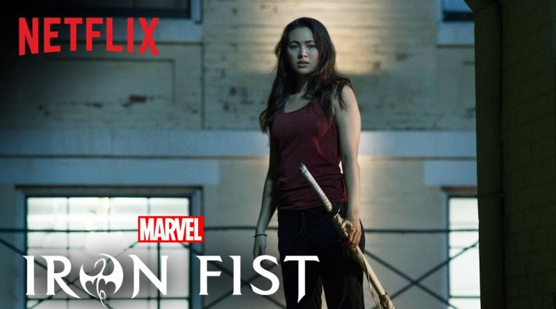 iron fist - colleen wing