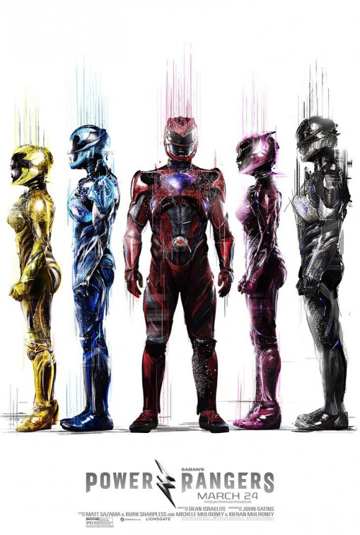 Power Rangers'