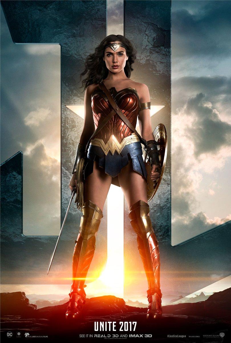 Wonder Woman - Liga de la Justicia