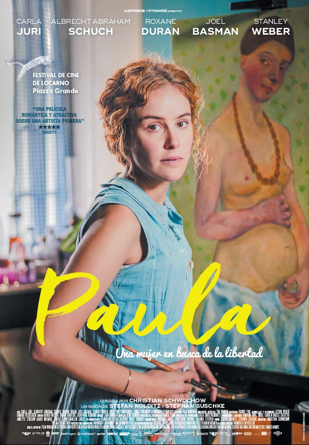 Image result for PAULA CINE POSTER