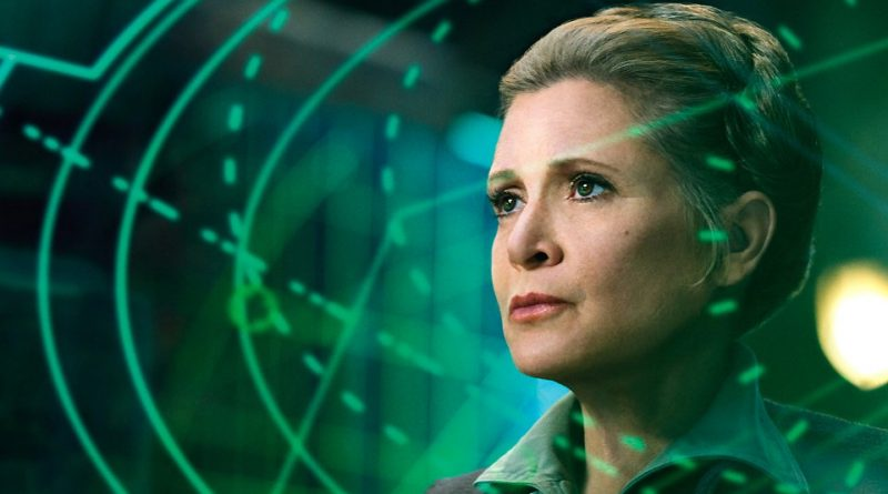 Star Wars: Episodio IX - Carrie Fisher