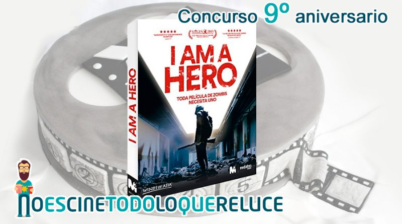I am a hero - aniversario mediatres