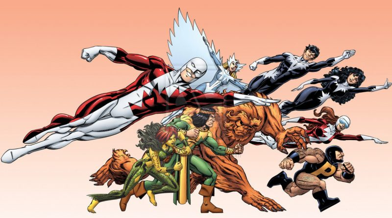 Deadpool 2 - alpha flight
