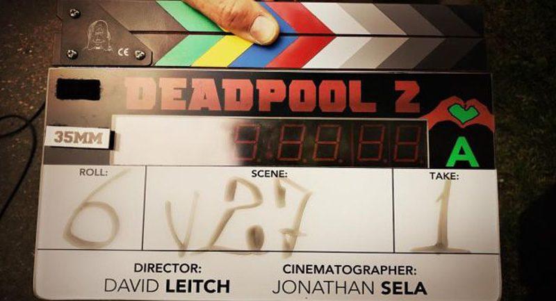 'Deadpool 2': Comienza la producción con detalles e imágenes del rodaje