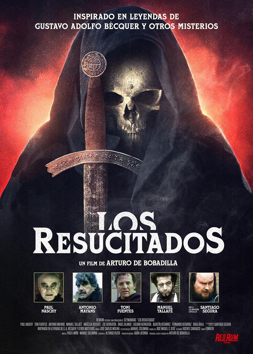 poster Los Resucitados