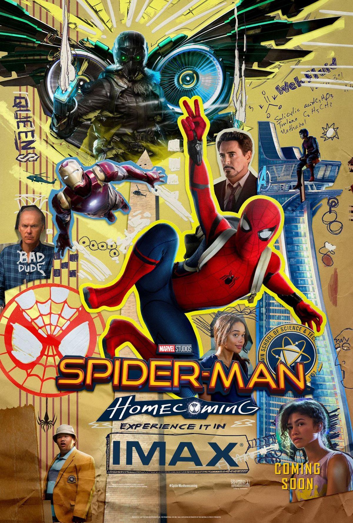 spider IMAX