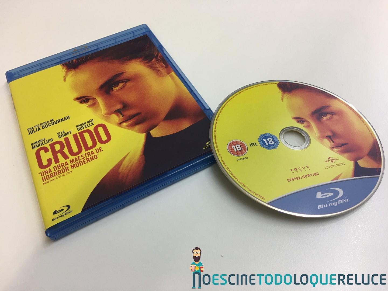 Crudo Blu-ray