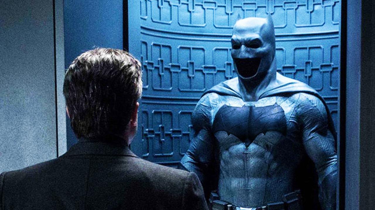 Batman Tour Warner Bros