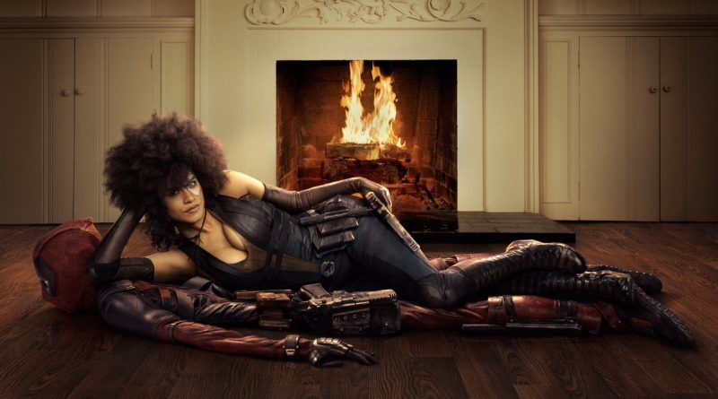 Deadpool 2 (domino)