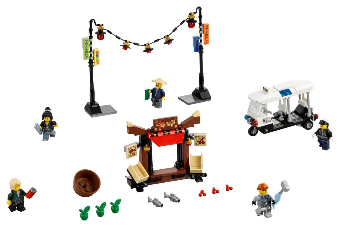 Sorteo 'La LEGO Ninjago película': Gana un fantástico set de LEGO