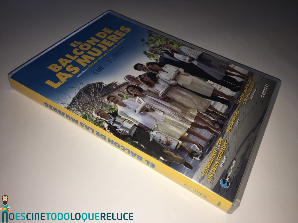 'El balcón de las mujeres': Reportaje fotográfico y detalles de la edición DVD