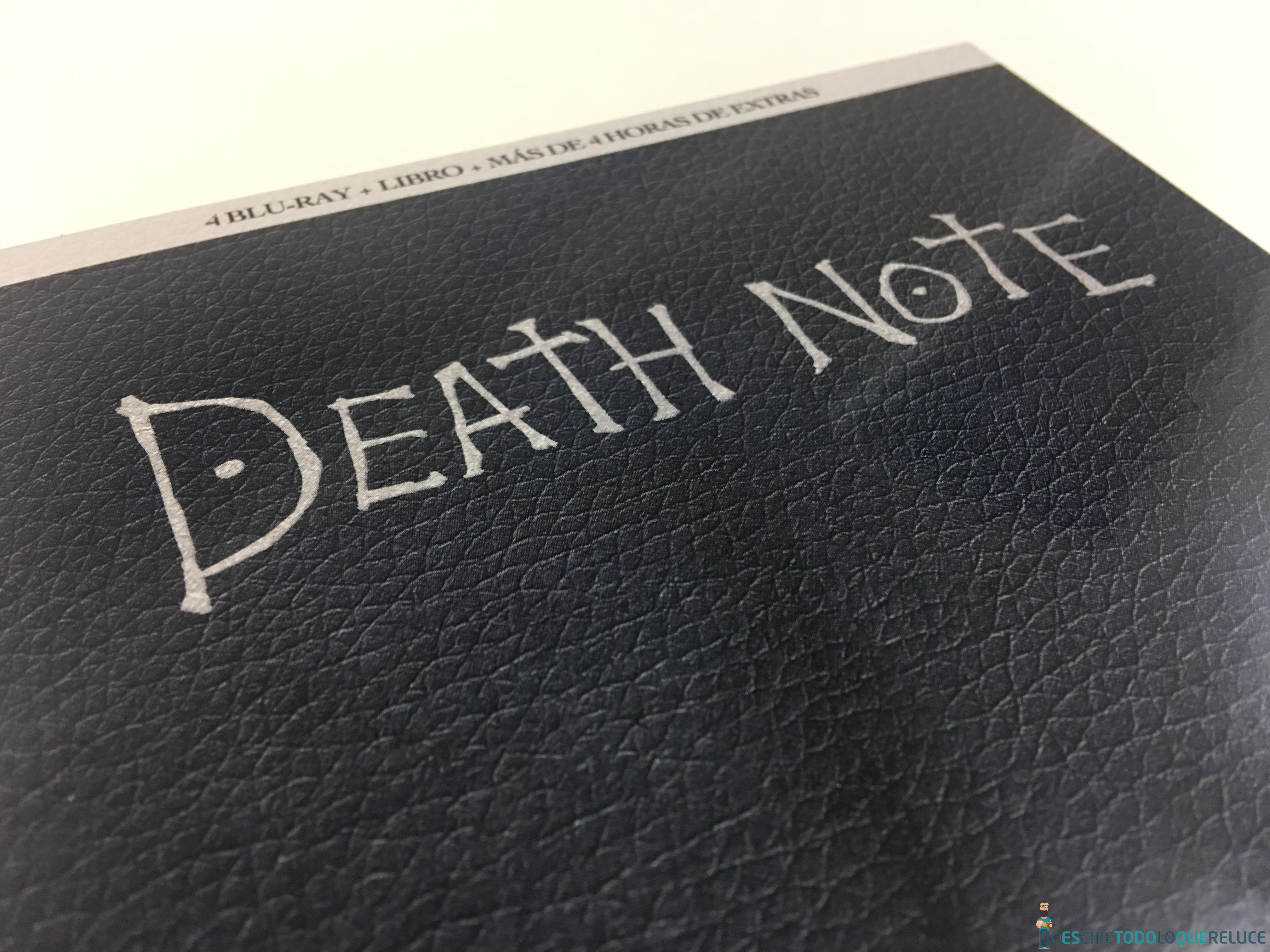 Death Note Bluray