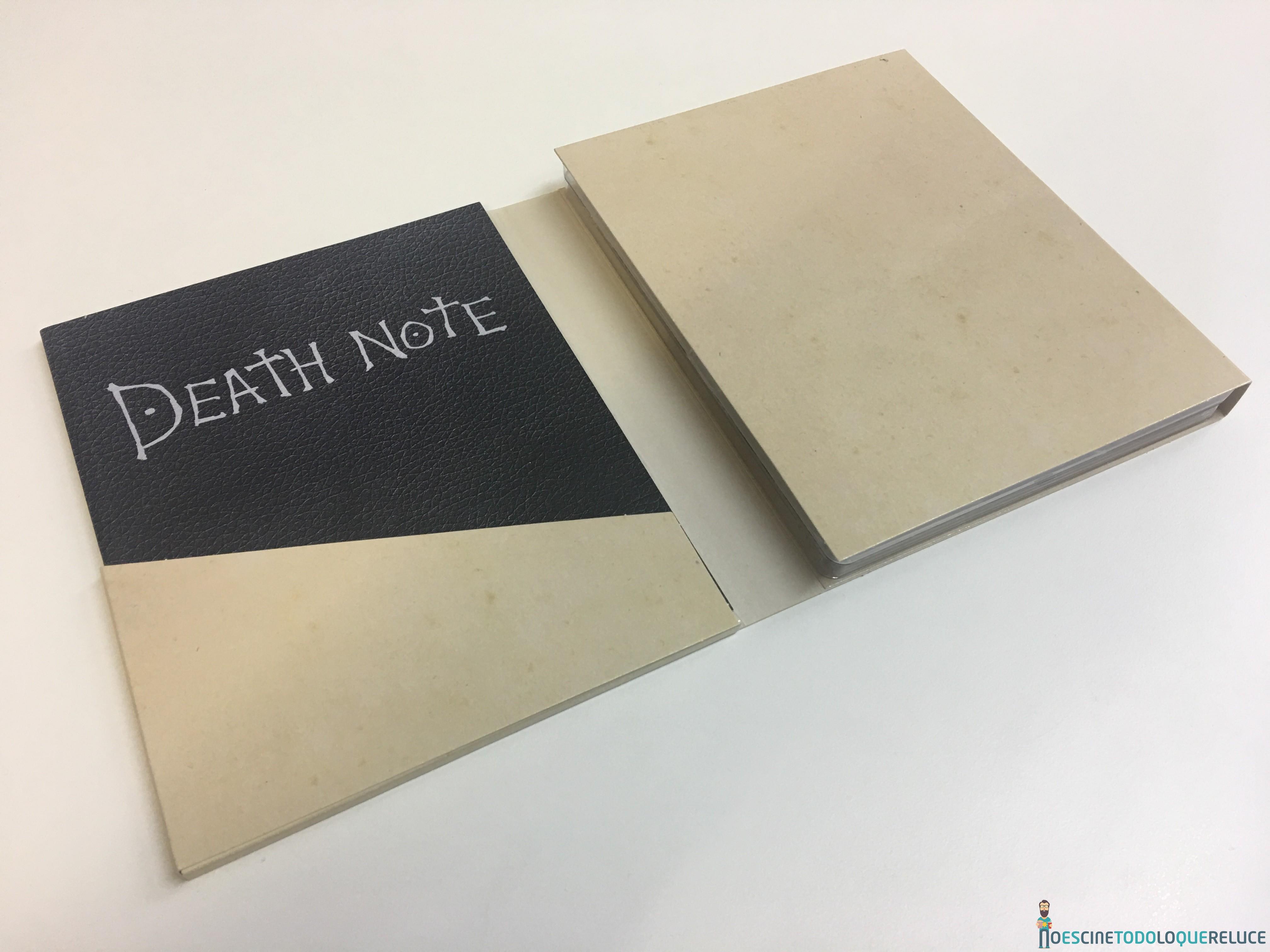 Death Note Bluray