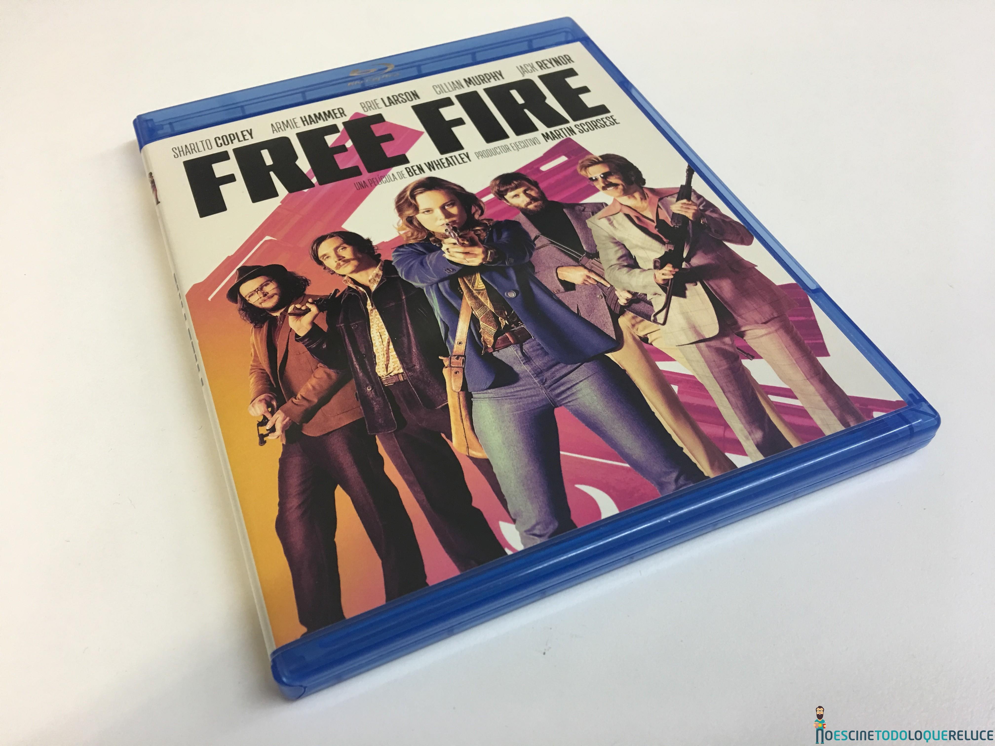 Free Fire (Reportaje Blu-ray)