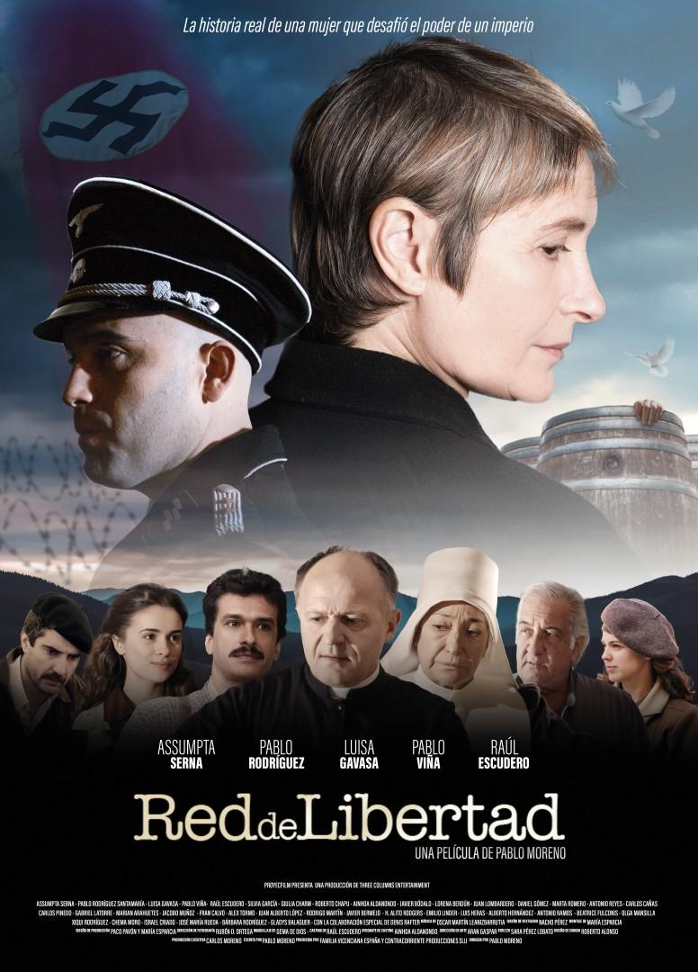 Poster de REd de Libertad