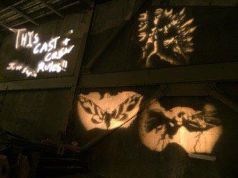'Godzilla: King of Monsters': Nuevas imágenes del rodaje de la secuela de 'Godzilla'