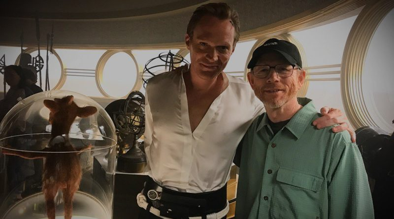 han solo - Paul Bettany