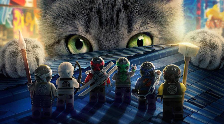 Lego Internacional Póster Película'Nuevo La Ninjago 76gfYby