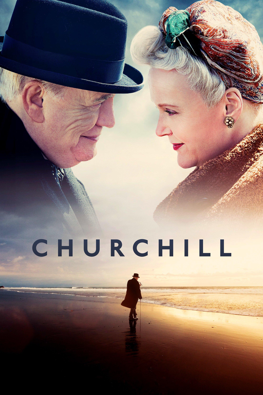 """Pósters de la película """"Churchill"""""""