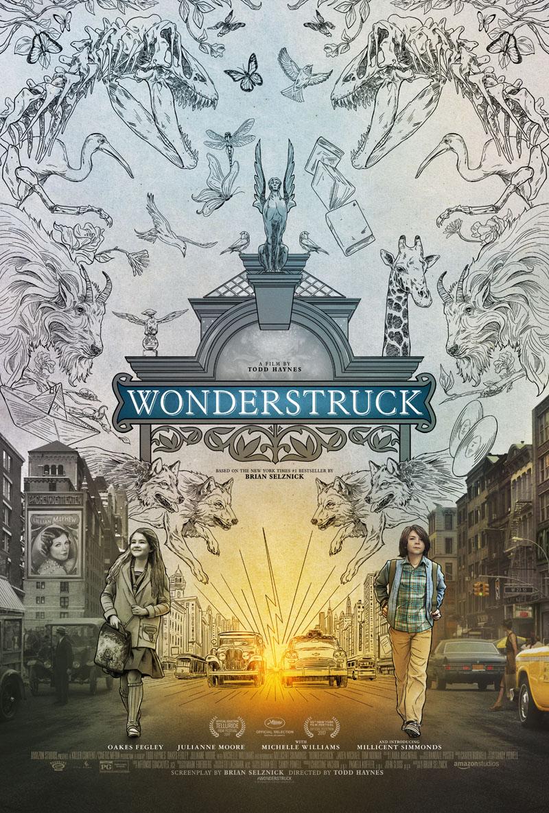 El museo de las maravillas (WonderStruck)