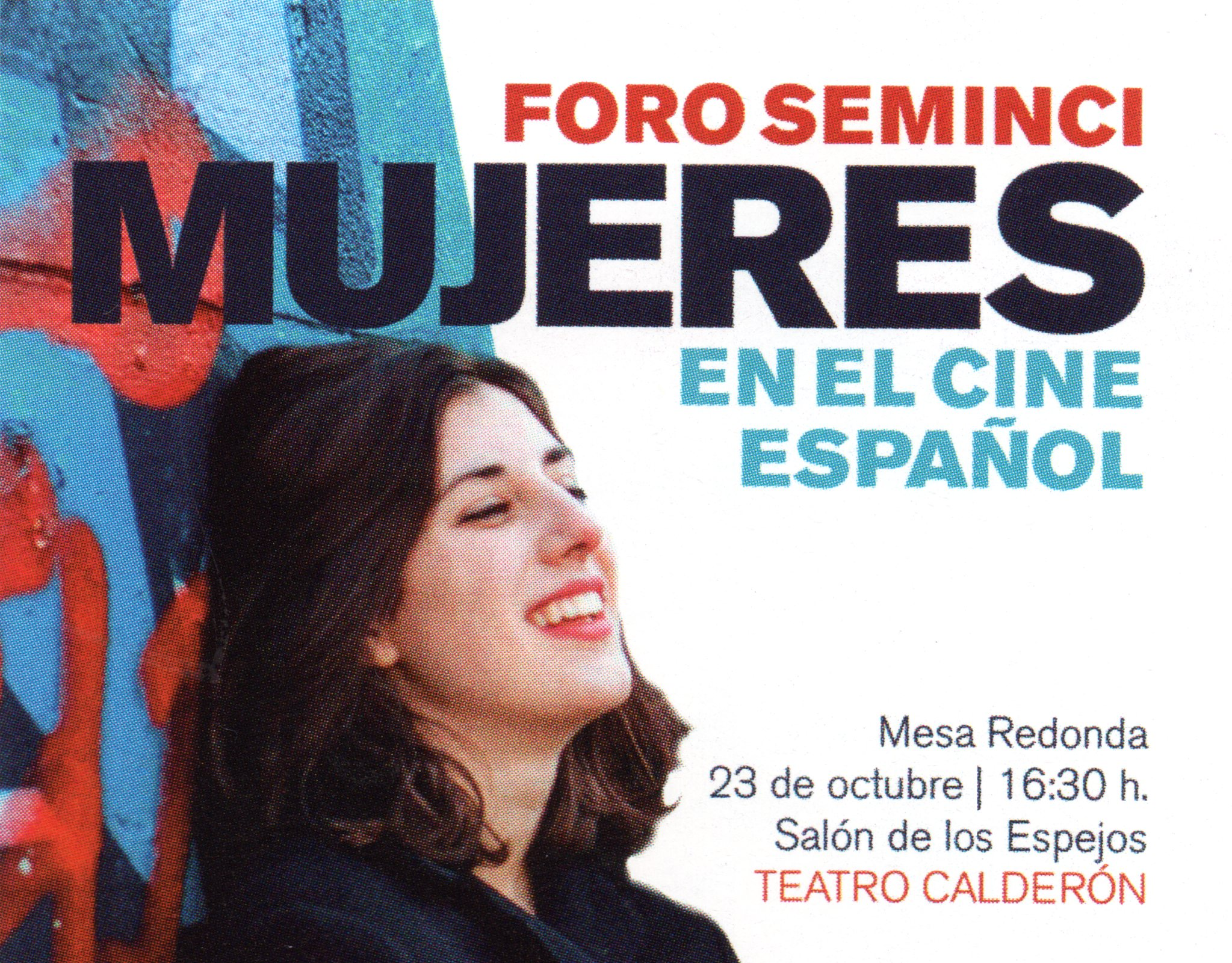 Mujeres en el cine español