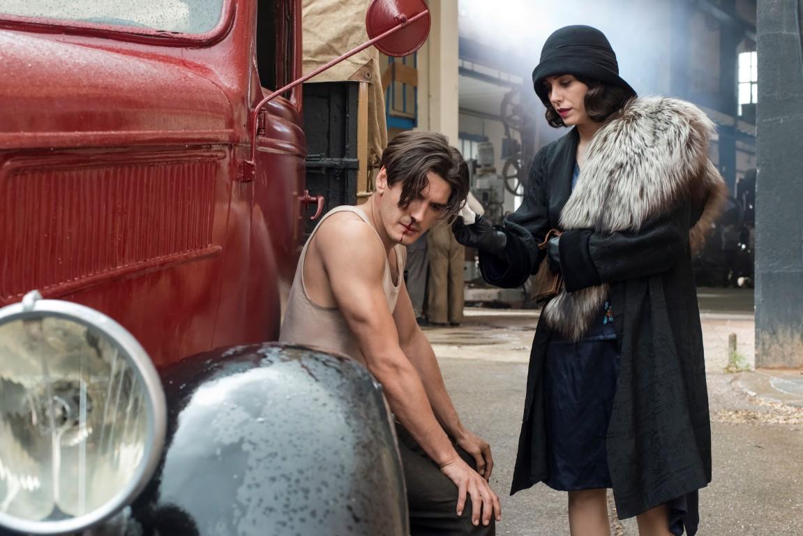 'Las chicas del cable': Primeras imágenes de la segunda temporada
