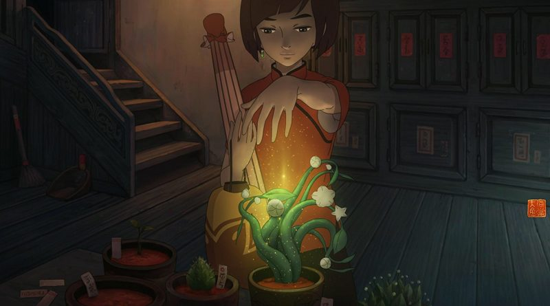Crítica de Big fish and Begonia