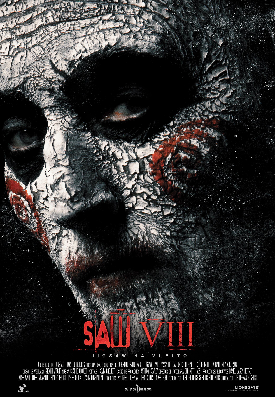 Poster de Saw VIII