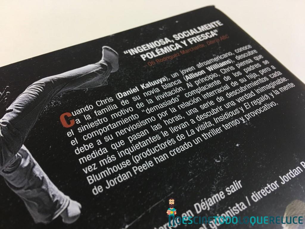 'Déjame salir': Reportaje fotográfico y análisis de la edición Steelbook (Blu-ray)