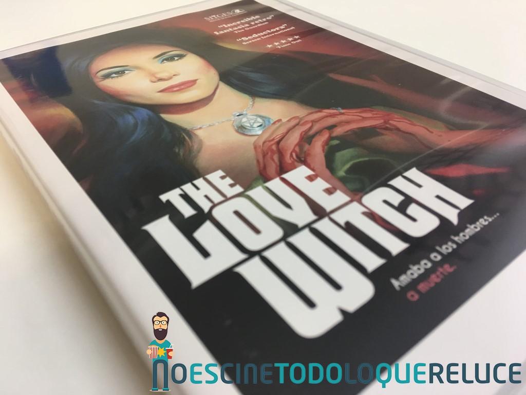 'The love witch': Reportaje fotográfico y detalles de la edición DVD
