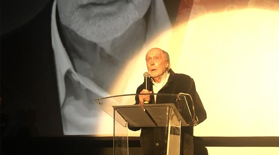 Nocturna de Honor por su trayectoria al actor estadounidense afincado en Madrid Jack Taylor