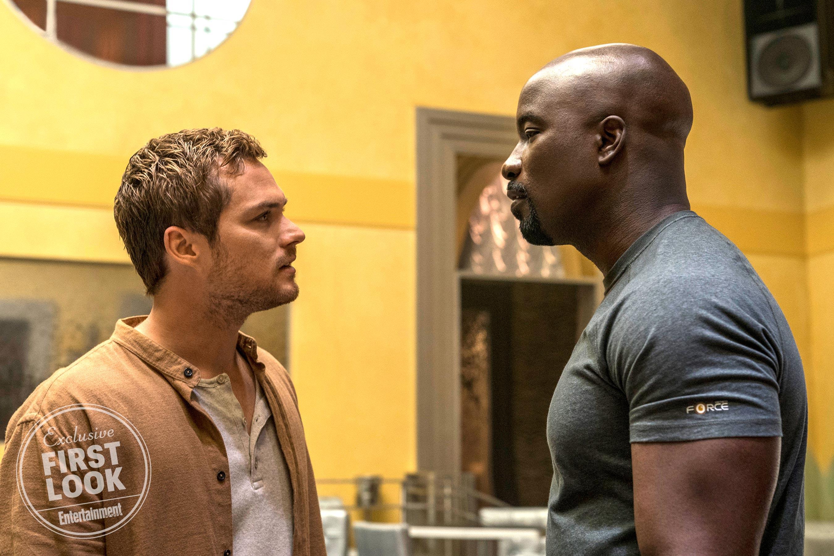 'Luke Cage': Iron Fist aparecerá en la segunda temporada