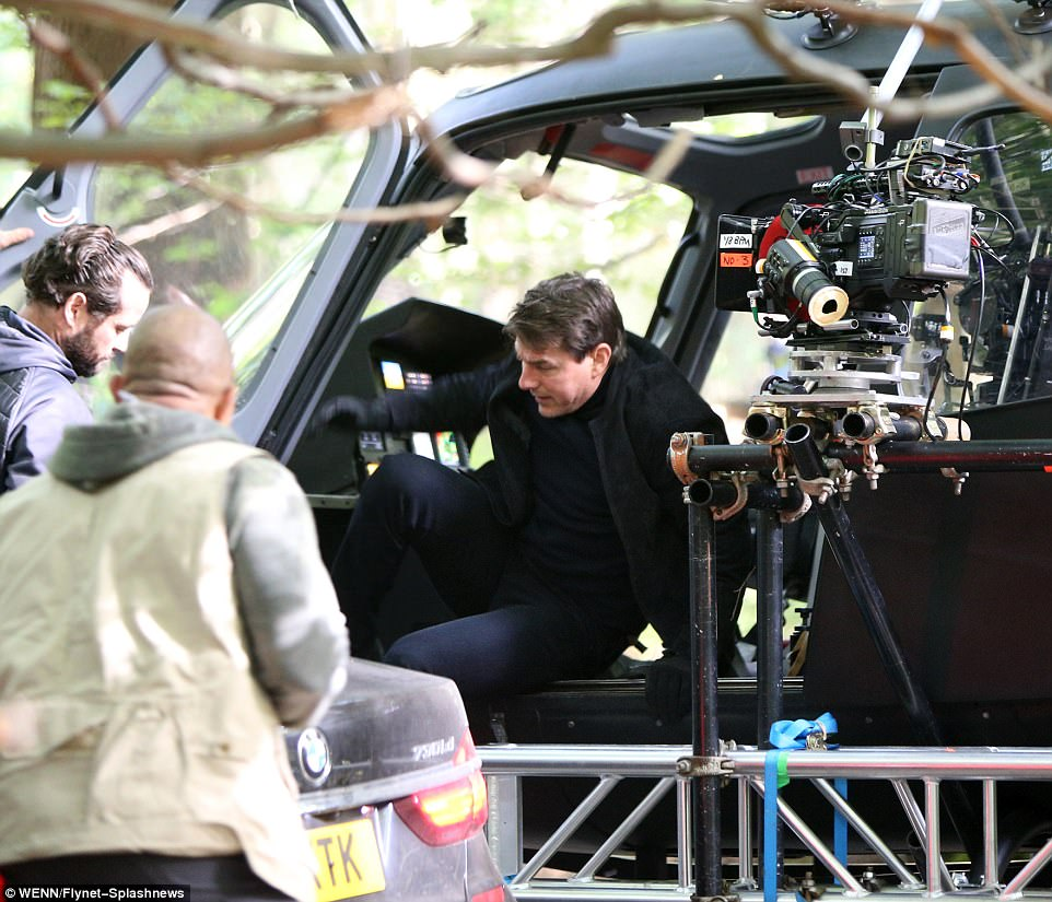 'Mission: Impossible 6': Tom Cruise vuelve a la acción tras su percance