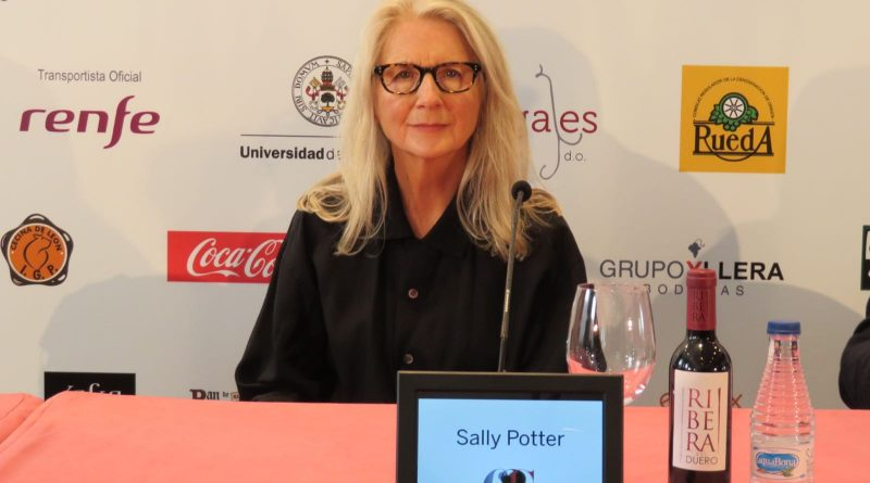 62 SEMINCI. Rueda de prensa de 'The Party' con Sally Potter