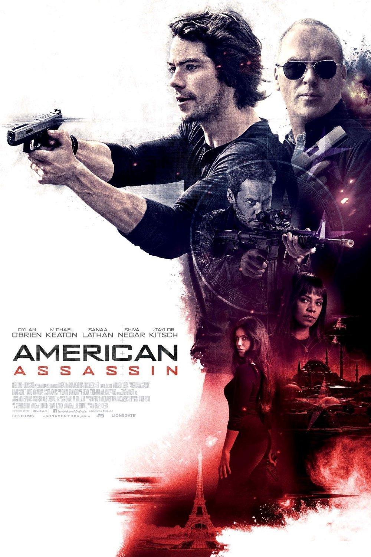 """Pósters de la película """"American Assassin"""""""