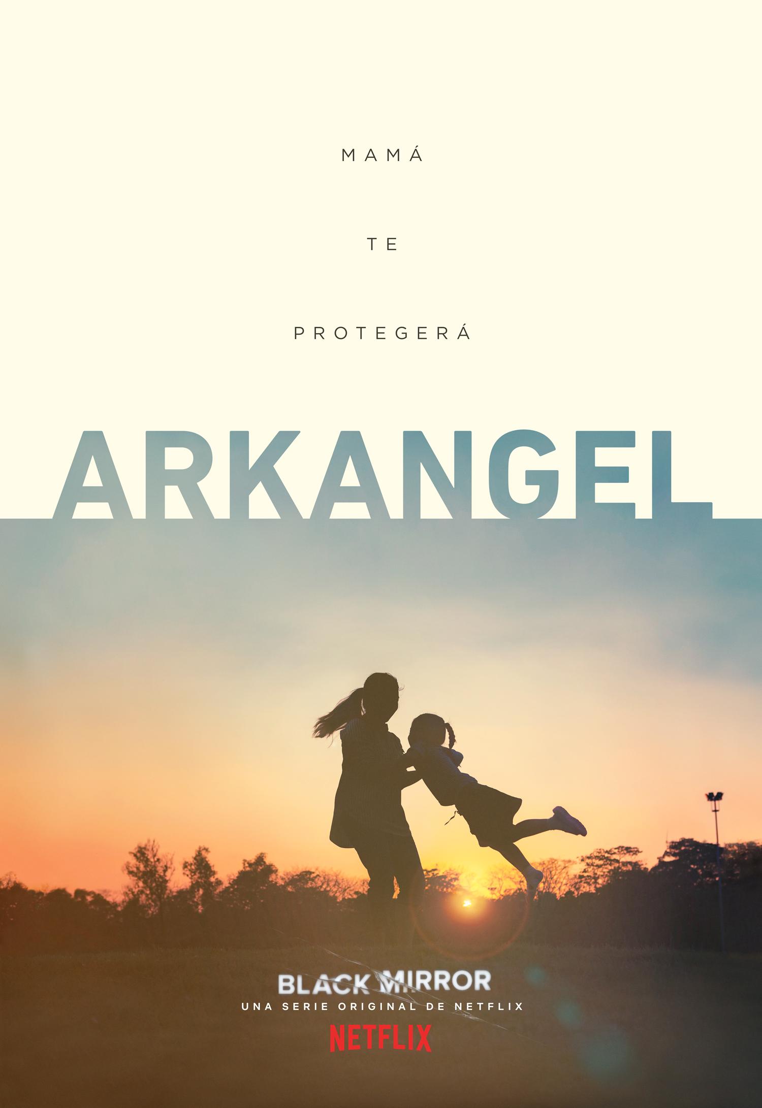 """'Black Mirror': Póster de """"Arkangel"""", primer episodio de la cuarta temporada"""