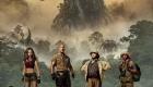 'Jumanji: Bienvenidos a la jungla': Pósters de personajes del regreso al mítico juego