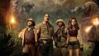 'Jumanji: Bienvenidos a la jungla': Póster final de la aventura de Dwayne Jonhson y Jack Black