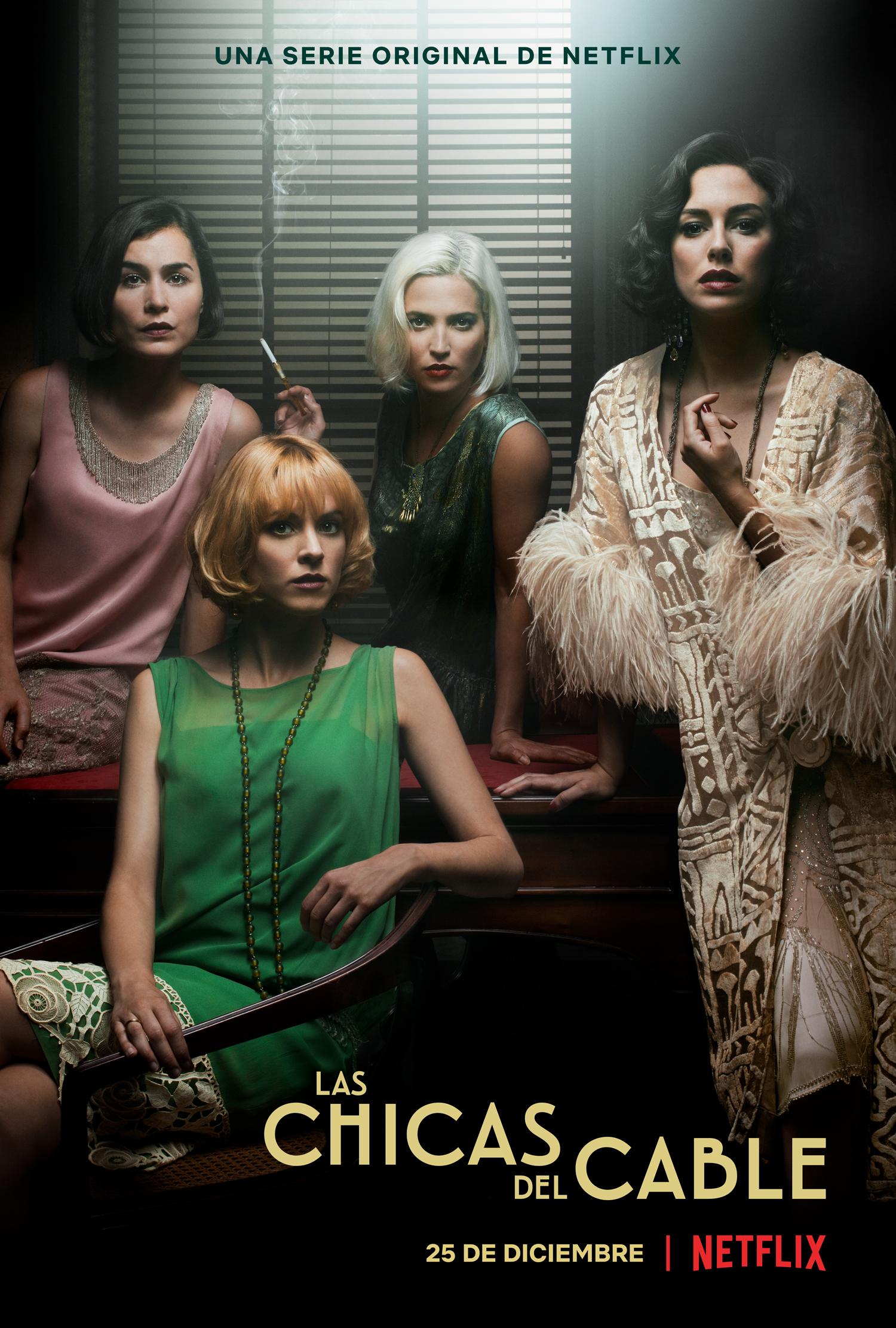 'Las chicas del cable': Tráiler y póster oficial del regreso de las chicas de Netflix