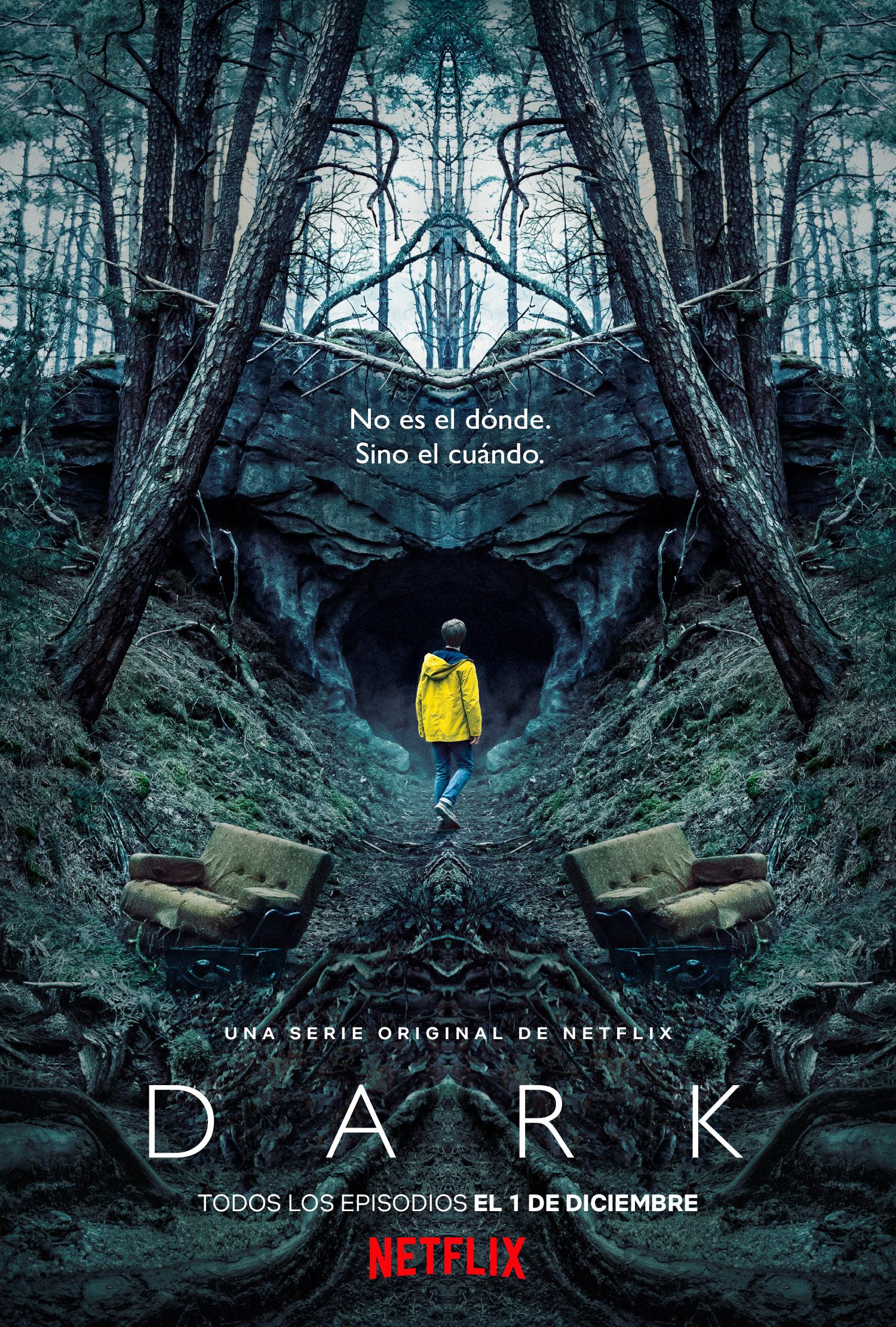 'Dark': Tráiler y póster oficial de la nueva serie de Netflix